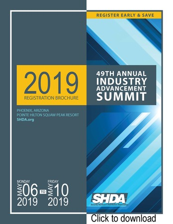 2019 Summit Brochure Cover